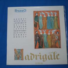 RECITAL DE MADRIGALE / CORUL MADRIGAL