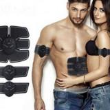 Kit electrostimulare fitness Smart Fitness Six Pack EMS
