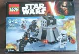 Lego Star Wars 75132 - Pachet de lupta Primul Ordin - nou, sigilat in cutie, 6-10 ani