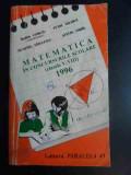 Matematica In Concursurile Scolare - Colectiv ,543085