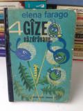 4 gaze nazdravane/carte povesti copii/Elena Farago/1975, Elena Farago