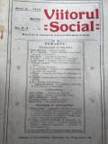 Revista Viitorul Social, 1913, nr. 3-4; 1914, nr. 8-9-10, martie-mai