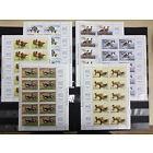 2007 Romania,LP 1771 c- Rate si gaste salbatice,coala de 10 timbre  - MNH, Fauna, Nestampilat