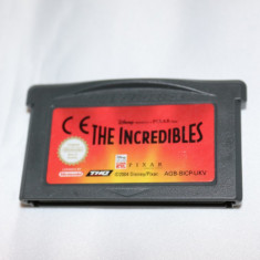 [GBA] Disney's The Incredibles - Gameboy Advance