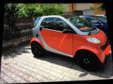 Smart fortwo cdi, Motorina/Diesel, Coupe