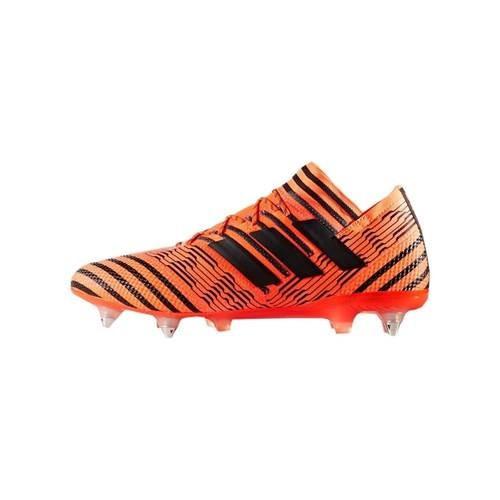 Ghete Fotbal Adidas Nemeziz 171 SG S82334 foto mare