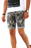 Pantaloni scurti pentru barbati - cu imprimeu floral - A1803 X14-3, 30, 31, 32, 33, 34, 36