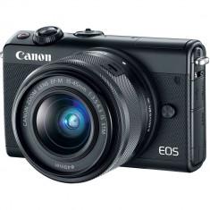 Aparat foto Canon EOS M100 Black 15-45