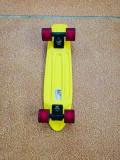 Yamba OXELO Galben, 22, Penny board