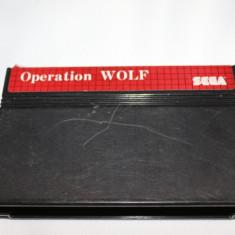 [SMS] Operation Wolf - joc original Sega Master System