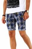 Pantaloni scurti pentru barbati - cu imprimeu floral - A1805  X13-1, 30, 31, 32, 33, 34, 36