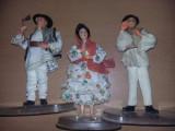 Papusa in costum traditional romanesc;Calusarul;Arta Crisana,folclor T gratuit