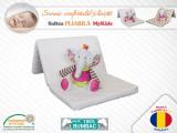 Saltea Pliabila Copii MyKids Spuma Poliuretanica (Burete)