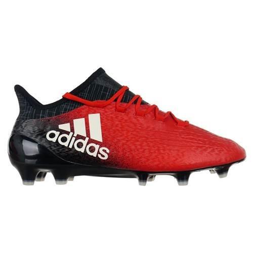 Ghete Fotbal Adidas X 161 FG Techfit BB5618 foto mare