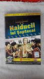 HAIDUCII LUI SAPTECAI , COLECTIA FLORIN PIERSIC . FILMELE ADEVARUL, DVD, Romana