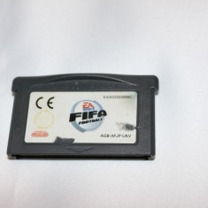 [GBA] Fifa Football - Gameboy Advance
