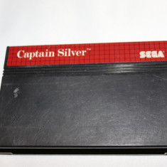 [SMS] Captain Silver - joc original Sega Master System