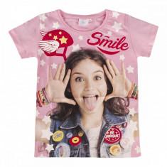 Bluza fara maneca Disney Soy Luna , 6ani/116cm, 5-6 ani, Multicolor