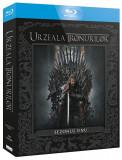 BoxSet Game of Thrones (Urzeala tronurilor) - Sezonul 1 (Blu Ray) ,NOU, Actiune, Romana