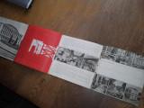 BUCURESTI, LOT DOUA RECLAME TURISM, CCA 1960-1970