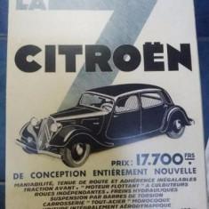 Afis/Reclama Vintage Poster,Litografie,Auto epoca,Parfumerie,Dans,Cofe T gratuit