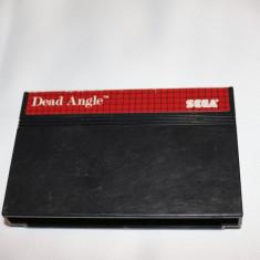 [SMS] Dead Angle - joc original Sega Master System