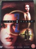 THE  X FILES  2 - COMPLETE SECOND SEASON ( 7 DISC ) - FILM DVD ORIGINAL, SF, Engleza, FOX