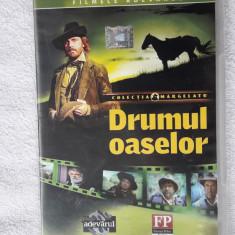 DRUMUL OASELOR , FILMELE ADEVARUL ,DVD FARA ZGARIETURI .