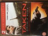 TAKEN  1 SI 2  - FILM DVD ORIGINAL  ( DOUBLE PACK ), Engleza, FOX