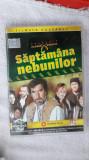 SAPTAMANA NEBUNILOR , COLECTIA FLORIN PIERSIC ,DVD FARA ZGARIETURI, Romana