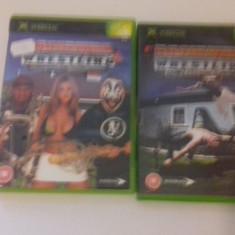 LOT 2 JOCURI  XBOX - Backyard Wrestling  [Second hand], Sporturi, 12+, Multiplayer