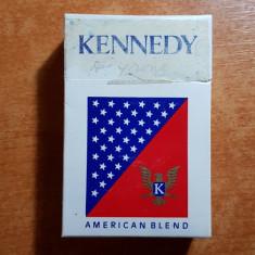 ambalaj tigari kennedy din anii '70-'80 - de colectie