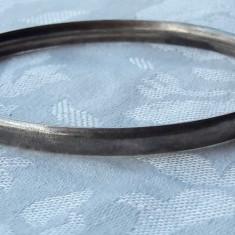 BRATARA argint CATUSA marcaj VECHI delicata SPLENDIDA finuta DE EFECT