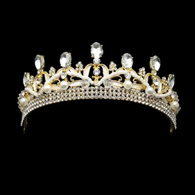 Diadema,tiara aurie OFERTA PRET foto