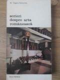 Scrieri Despre Arta Romaneasca - Al.tzigara-samurcas ,416615