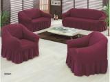 Set huse canapea si fotolii 3.1.1. - culoare Siclam
