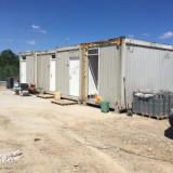 Containere locuit, ansamblu 7 bucati