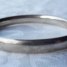 BRATARA argint CATUSA marcaj VECHI Lata SPLENDIDA de efect SUPERBA eleganta