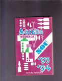 AGENDA MEDICALA  -93 -94