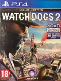 WATCH DOGS 2 - DELUXE EDITION PS4  sigilat