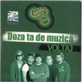 CD Voltaj - Doza Ta De Muzica, original, cu holograma - la plic