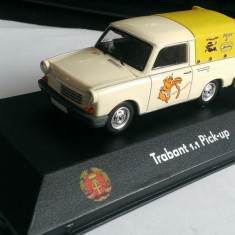 Macheta Trabant 1.1 Pick-Up 1990 -  Atlas 1/43