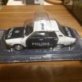 Dacia 1310 Politia 1:43 Deagostini Rusia
