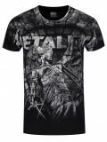 Tricou Metallica: Stoned Justice