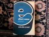 A. Camus - Eseuri