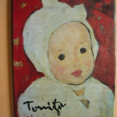 Barbu Brezianu - Tonitza ( album ) - 1986