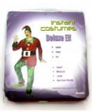 Costum de spiridus pentru adulti, Marime universala