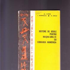 SISTEME DE SCULE  PENTRU MASINI-UNELTE CU COMANDA NUMERICA