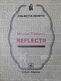 Reflectii - Nicolae Titulescu ,416630