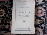 Vasile P. Nicolau - Scoala si caracter